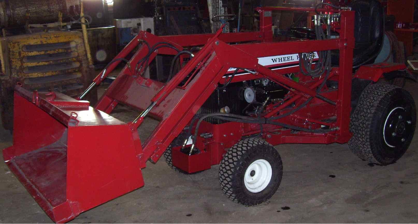 Wheel Horse D250 For Sale