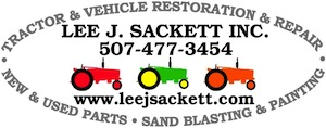 Lee J. Sackett Logo